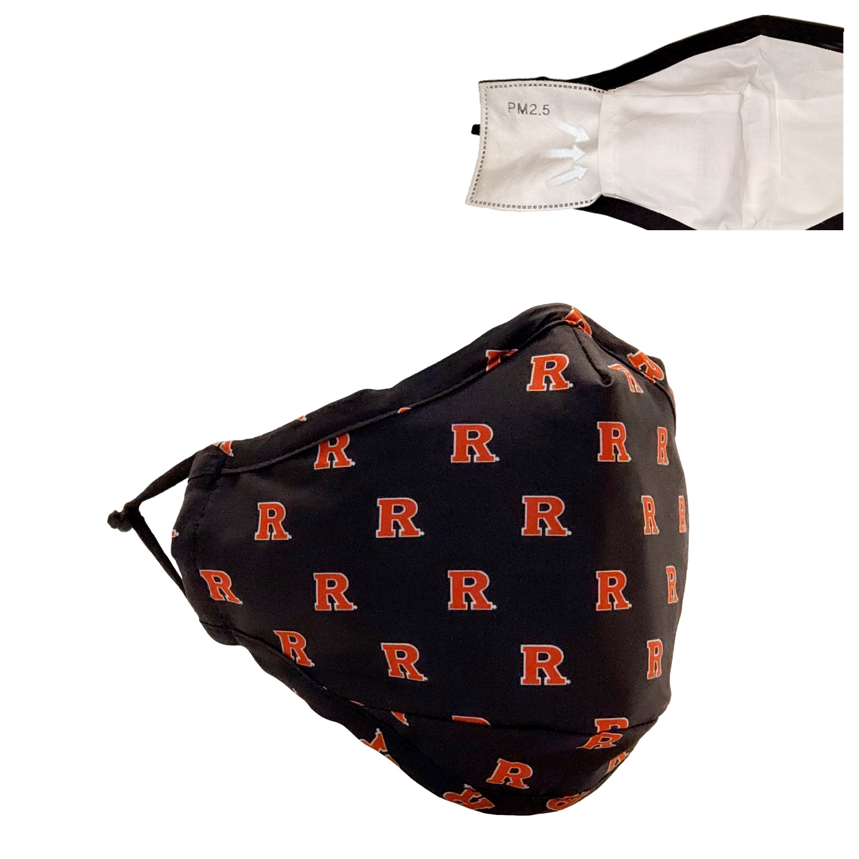 Rutgers University Face Mask