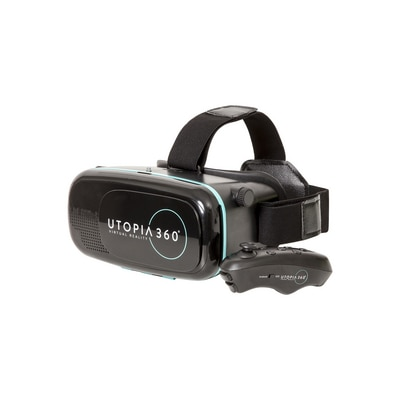Retrack VR Headset with Remote