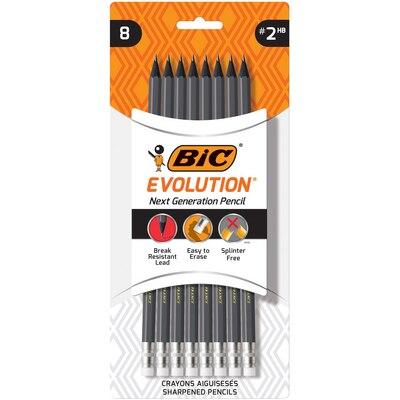 Evolution Pencil 8 Pack