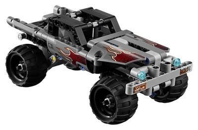 LEGOTechnic  Getaway Truck 42090