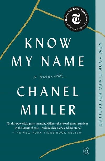 Know My Name: A Memoir