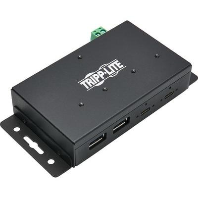 Tripp Lite USB Hub 2 USB C &2 USB A Ports