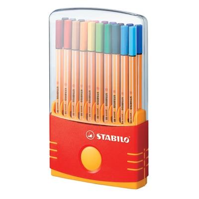 STABILO Pen 88 Marker Color Parade Set