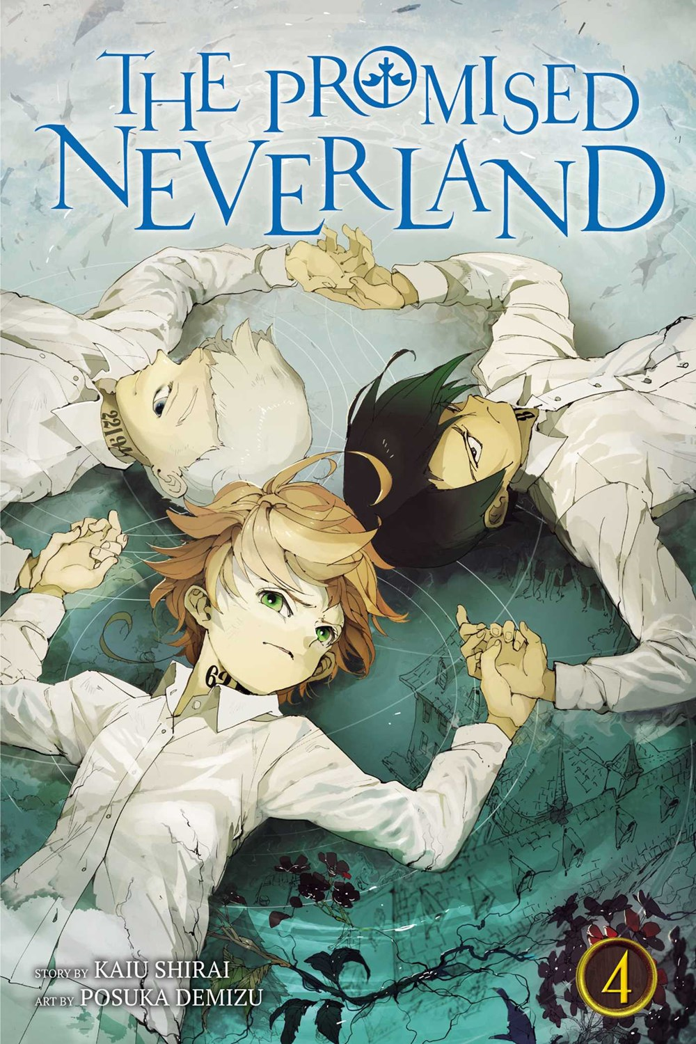 The Promised Neverland  Vol. 4  4
