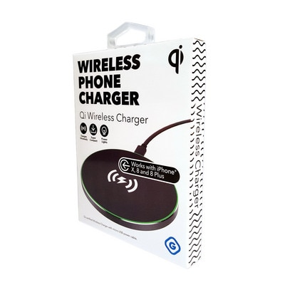 GEMS Wireless Charger Black