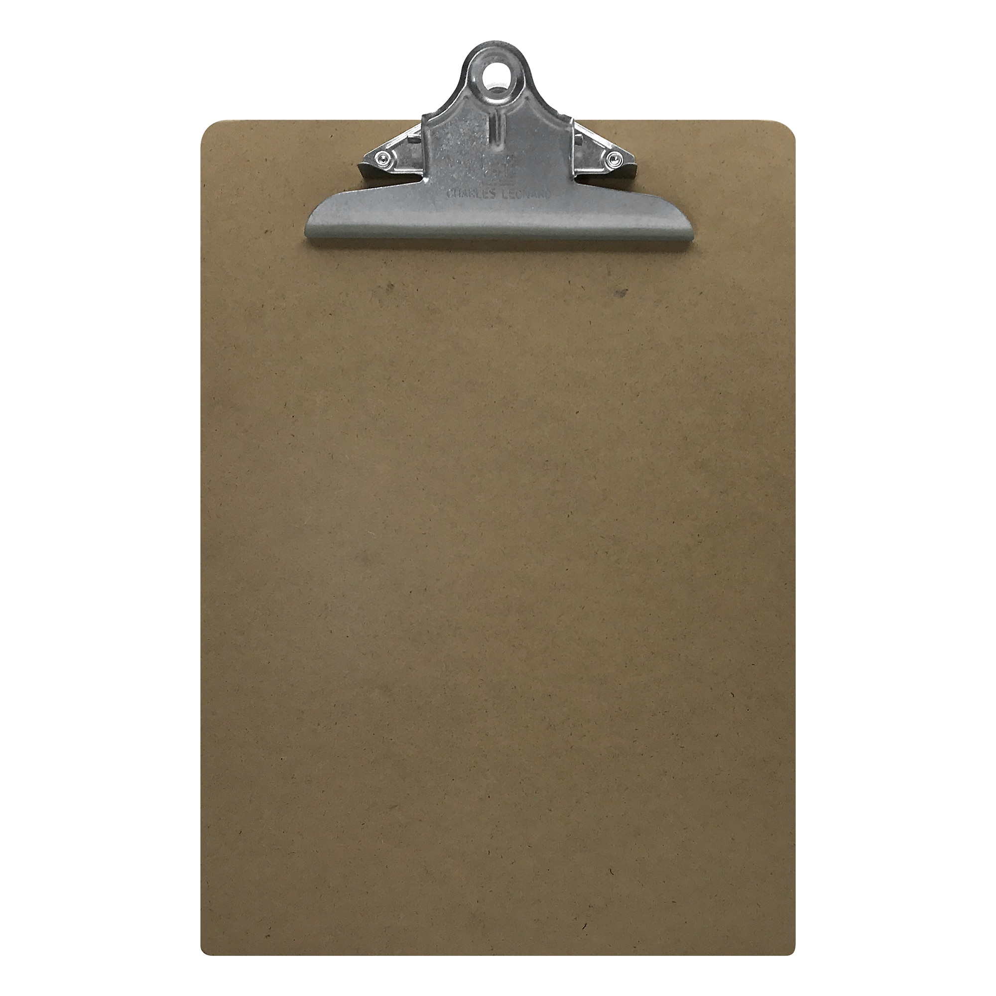 Charles Leonard Letter Size Masonite Clipboard