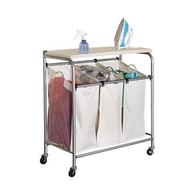 Triple Sorter w/ Ironing Board