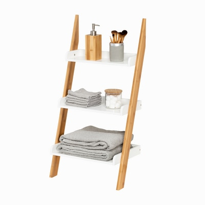 3-Tier Ladder Shelf