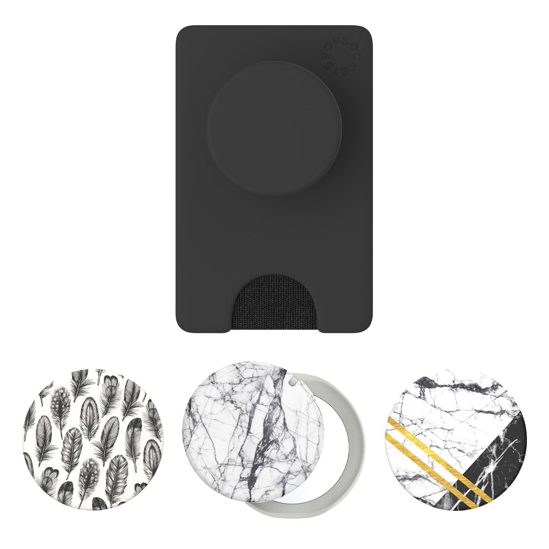 Popsockets PopWallet+PopGrip Bundle