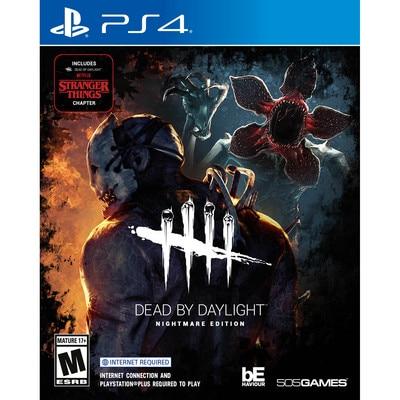 DEAD BY DAYLIGHT NIGHTMARE PS4