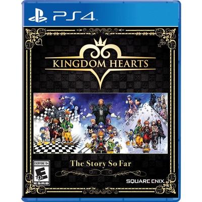 KINGDOM HEARTS STORY FAR PS4
