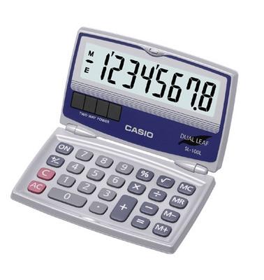 Casio Calculator SL-100L