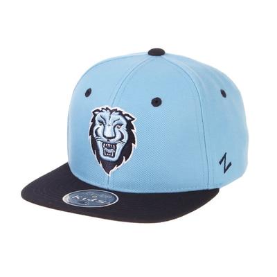 Columbia University Zephyr Youth Z11 Flat Bill Adjustable Snapback Cap Hat