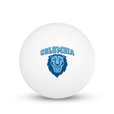 Columbia University Ping Pong Balls