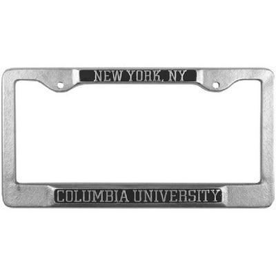 Columbia University License Plate Frame