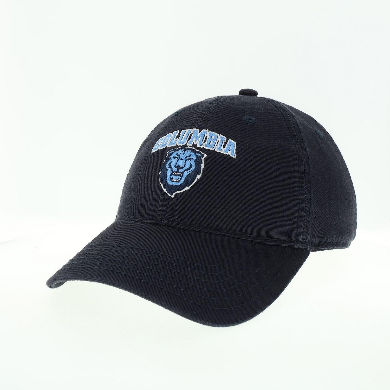Columbia University Legacy Adjustable Hat