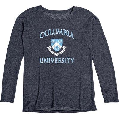 Columbia University Reserve Cozy Fleece Pullover Sweatshirt