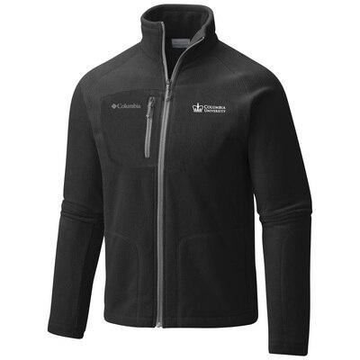 Columbia University Columbia Men's Fast Trek II Full Zip Fleece Jacket