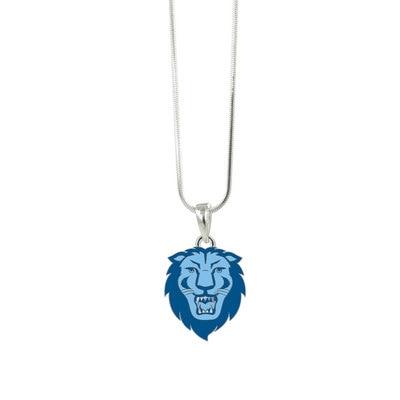 Columbia University Necklace Logo