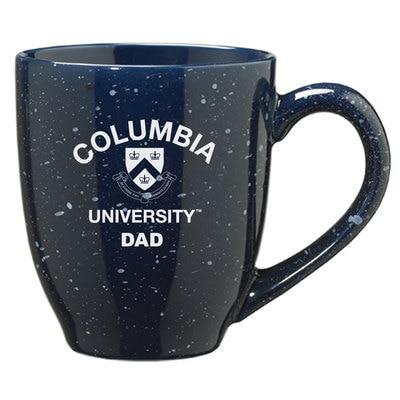 Columbia University 16 oz Dad Ceramic Coffee Mug