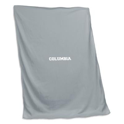 Columbia University Sweatshirt Blanket