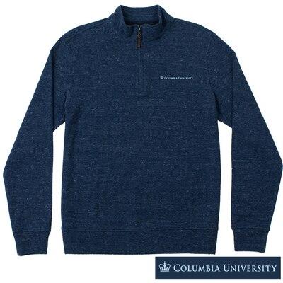 Oxford Crawford Knit Quarter Zip