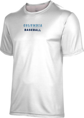 Spectrum Baseball Unisex 50/50 Distressed Short Sleeve Tee