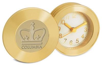 Columbia University Desk Clock