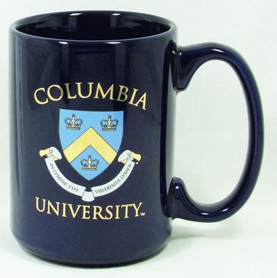 Columbia University 15oz Ceramic Coffee Mug
