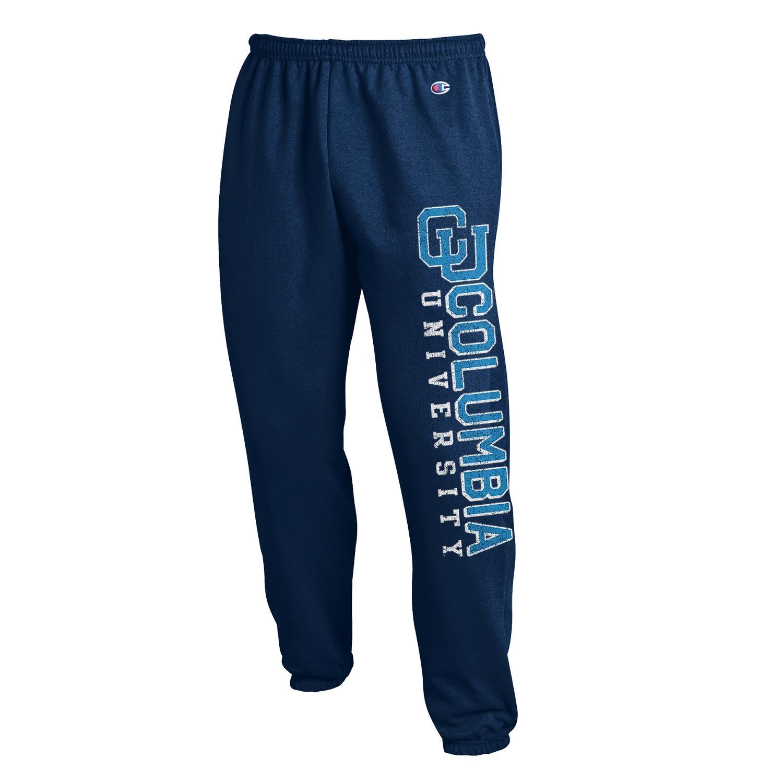 Columbia University Champion Powerblend Banded Bottom Pant