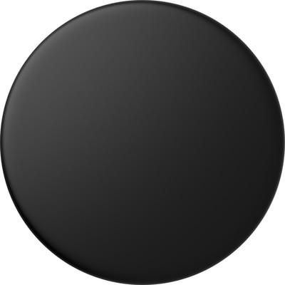 Popsocket Aluminum Black Grip