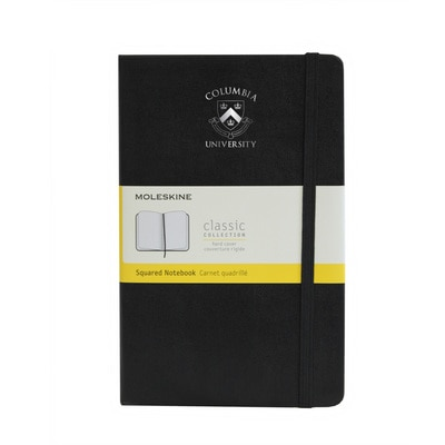 Moleskine Large Notebook With Seal Black