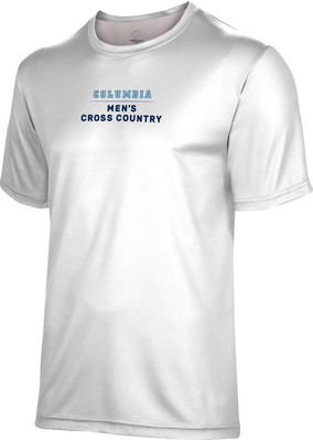 Spectrum Cross Country Youth Unisex 50/50 Distressed Short Sleeve Tee