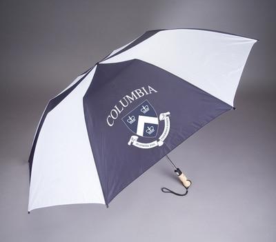 Columbia University Oversized Folding Golf Umbrella