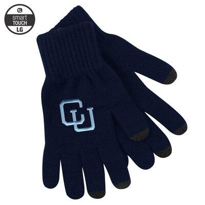 Columbia University LogoFit uText Smart Touch Glove