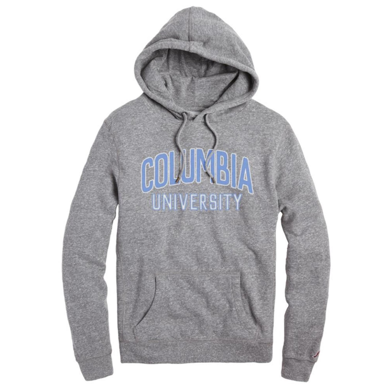 Columbia University League Heritage Triblend Pullover Hoodie