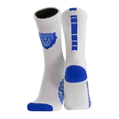 Columbia University Crew Sock