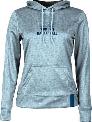 Columbia University ProSphere Womens Basketball Womens Pullover Hoodie