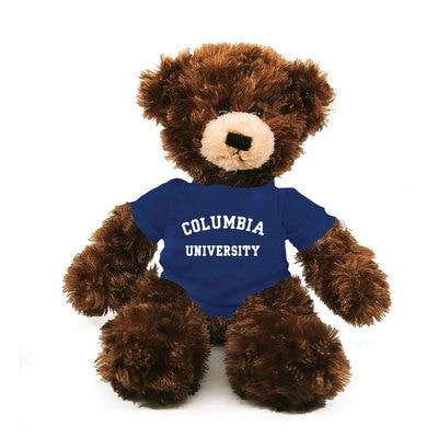 Columbia University 10in Brandon Bear