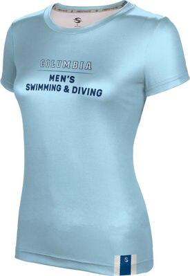 ProSphere Swimming & Diving Women's Short Sleeve Tee