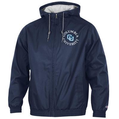 Columbia University Champion Victory Full Zip Jacket