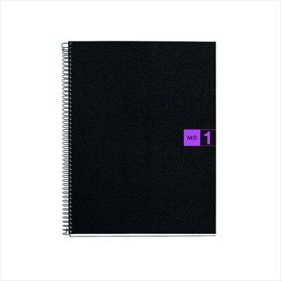 Miquel Rius Purple 1 Subject Notebook