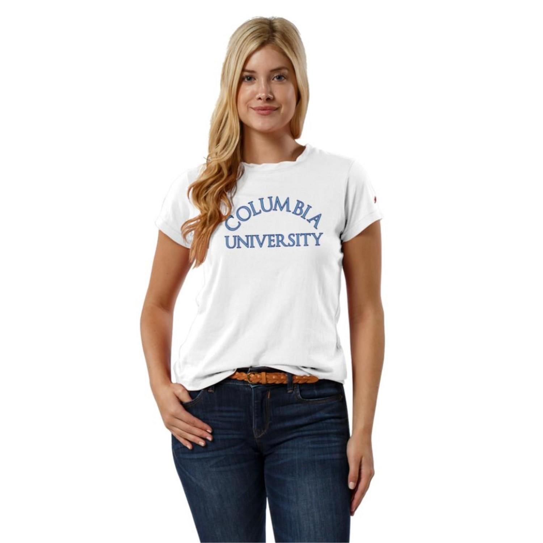 Columbia University  Women's Respin T-Shirt