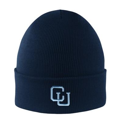 Columbia University LogoFit North Pole Basic Knit Cuff Winter Hat