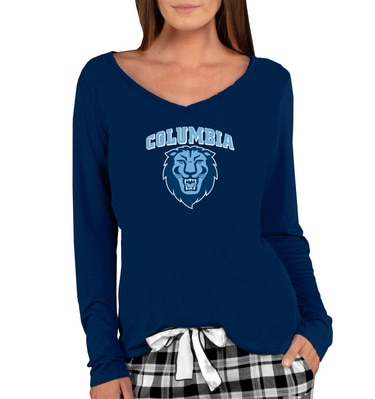 Columbia University Ladies Marathon Long Sleeve Top