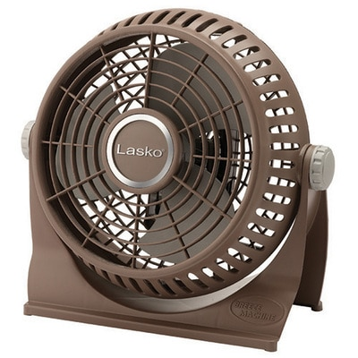 Lasko 10 inch Breeze Machine Brown