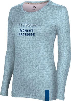 Women's ProSphere Sublimated Long Sleeve Tee - Women's Lacrosse