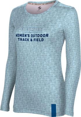 Women's ProSphere Sublimated Long Sleeve Tee - Women's Track & Field