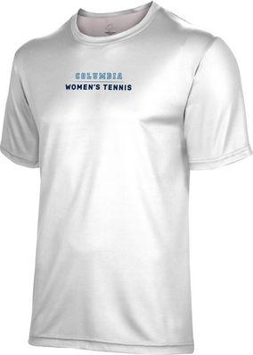 Spectrum Women's Tennis Youth Unisex 50/50 Distressed Short Sleeve Tee