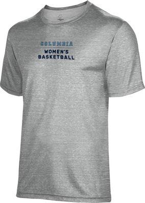 Spectrum Women's Basketball Unisex 50/50 Distressed Short Sleeve Tee